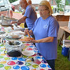 PHOTOS BY LINDA CARLSEN SPERRY<br /> The annual Grace Cottage Hospital Auxiliary Fair Day takes place at the Townshend Common on Saturday, Aug. 3, 2019.