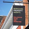 BEN GARVER — THE BERKSHIRE EAGLE<br />  Berkshire Property Agents on Railroad Street in Great Barrington.