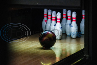 Customers bowl at Green Acres Bowl during the business's first day back open after being closed due to the Covid-19 pandemic. The Tyler bowling alley has been a staple in the community for over five decades.