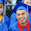 "Cesar Valenzuela is all smile after graduating from Centaurus High School on Saturday.<br /> For a video and photos of the graduations, go to  <a href=""http://www.dailycamera.com"">http://www.dailycamera.com</a>.<br /> Cliff Grassmick/ May 21, 2011"