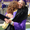 "Boulder High graduate, Kalina Grabb, has a huge hug for assistant principal, Shannon Minch, after she received her diploma on Saturday.<br /> For a video and photos of the graduations, go to  <a href=""http://www.dailycamera.com"">http://www.dailycamera.com</a>.<br /> Cliff Grassmick/ May 21, 2011"