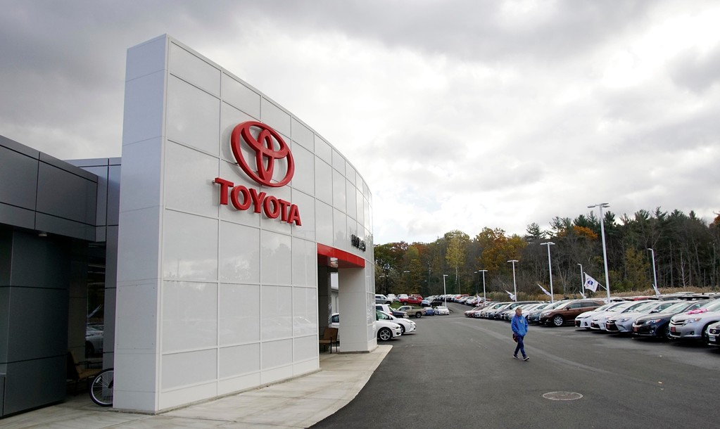 . THe renovation of Haddad Motor Group on South Street (Route 7/20) on the Pittsfiled/Lenox line is nearly complete, with more room for customers, more service areas and even in house auto insurance. Monday, October 24, 2016. Ben Garver � The Berkshire Eagle