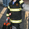 Four-year-old Ethan Young, who wants to be a firefighter, gets a head start with his Halloween fire chief outfit. The son of Kelly and Randy Young, Ethan attended the Boone Village Halloween Party Tuesday night, Oct. 29.