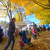 KRISTOPHER RADDER — BRATTLEBORO REFORMER<br /> Crowds fill the small village of Newfane during the 49th Heritage Festival on Sunday, Oct. 13, 2019.