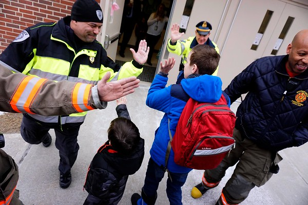 """""""High Five Friday"""" in Pittsfield - 032417"""