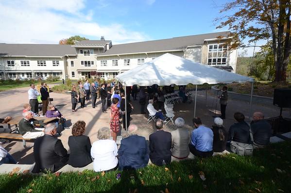 Highland Woods Dedication Ceremony-101316