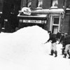 North Adams Firefighters dig out local businesses.