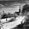 Mohawk Trail, 1940 ice storm. (File Photo)