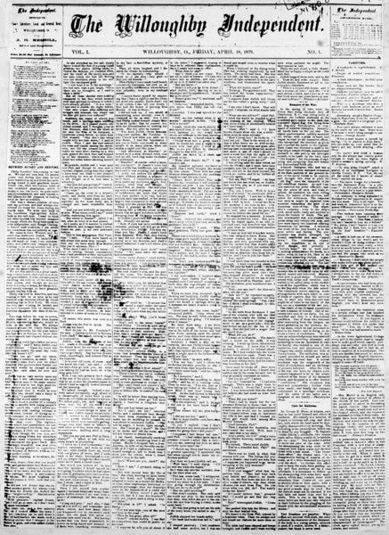 Friday, April 18, 1879