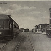 Photo provided by Lorain Historical Society <br> Streetcars turned around at the loop on Broadway and West Erie avenues in Lorain.