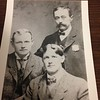 Photo provided by Jim Long <br> John Henry Roemer, wearing the badge, served as constable in Lorain before there was a police department. The other two men served as deputies under Roemer, according to Jim Long, president of Lorain Growth Corporation. Roemer was Long's great grandfather on his mother's side, Long said.