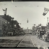 Photo provided by Lorain Historical Society <br> An undated photo shows a bustling Broadway Avenue in Lorain.