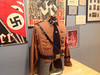 A few of the Nazi-related artifacts found within the New England Holocaust Institute and Museum in North Adams.