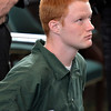 Brendan Hoffman sentencing before Judge Debra Young in Rensselaer County Court, Thursday April 24, 2014 (Mike McMahon - The Record)