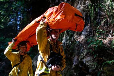Hoist Rescue Drill