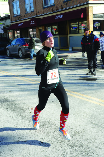 Turkey Trot Race-112813
