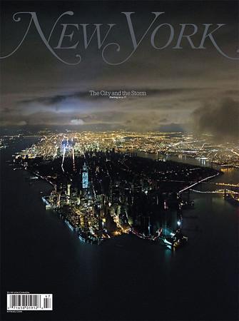 Hurricane Sandy Aftermath: New York City