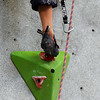 """Team USA's Alex Johnson climbs during an International Federation of Sport Climbing (IFSC) Lead World Cup competition on Saturday, Oct. 8, at Movement Climbing and Fitness on 28th Street in Boulder. For more photos and a video of the event go to  <a href=""""http://www.dailycamera.com"""">http://www.dailycamera.com</a><br /> Jeremy Papasso/ Camera"""