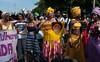 Marcha da mulher negra latinoamericana e caribenha