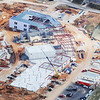 J-Mag/T. Rob Brown<br /> Joplin Irving-Emerson Elementary School, on South Maiden Lane under construction in March 2013.
