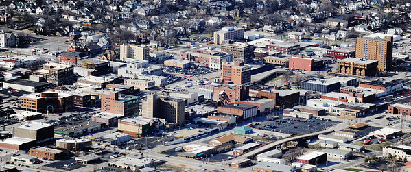 J-Mag/T. Rob Brown<br /> Downtown Joplin in March 2013.