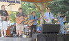 Hair of the Dog performed during Brunswick Farmers Market & Concert Series Tuesday, August 20, 2013 in  the town park in Town of Brunswick, N.Y.. (J.S.CARRAS/THE RECORD)