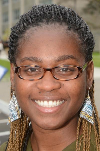 Elizabeth Keta, freshman, Albany  Monday, August 26, 2013 in Troy, N.Y.. (J.S.CARRAS/THE RECORD)