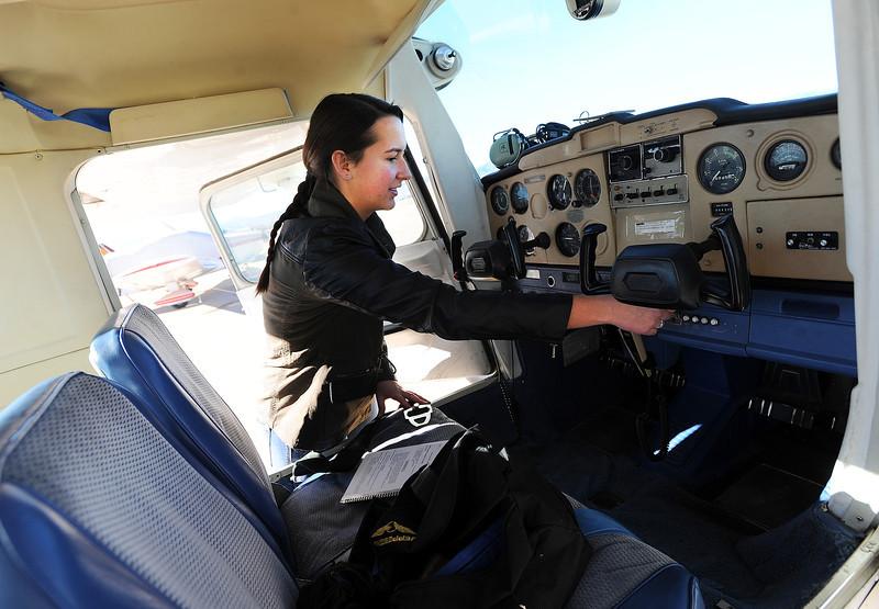 Jamie Kirkland 17 year old Pilot13  Jamie Kirkland 17 year old P