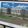 A conceptual rendering of Lids corporate headquarters. Lids announced Friday morning, Jan. 10, plans to build a 150,000 square-foot facility in Zionsville.