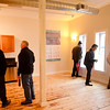 J.S.CARRAS/THE RECORD during open house for the River Street Lofts Saturday, January 11, 2014 at the former Nelick's Furniture Store located at 172 River Street in Troy, N.Y..
