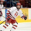 J.S.Carras/The Record  Rensselaer Polytechnic Institute's Matt Neal (9) during first period of men's college hockey action against University of New Hampshire Saturday, October 26, 2013 at Houston Field House in Troy, N.Y..