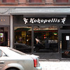 J.S.CARRAS/THE RECORD Troy Police were called to Kokopellis, to quell an assault Saturday, January 25, 2014 at 124 Fourth Street in downtown Troy, N.Y.. Eight police officers were injured in the fracas.