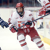 J.S.Carras/The Record  Rensselaer Polytechnic Institute's Jacob Laliberte (15) during first period of men's college hockey action Saturday, October 26, 2013 at Houston Field House in Troy, N.Y..