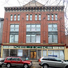 J.S.CARRAS/THE RECORD Exterior of 172 River Street during open house for the River Street Lofts Saturday, January 11, 2014 at the former Nelick's Furniture Store located at 172 River Street in Troy, N.Y..