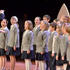 Mike McMahon - The Record, The Troy Children's Chorus directed by Maury Castro sings the National Anthem at the observance of the life and legacy of Dr. Martin Luther King, Jr. held in the Empire State Plaza Convention Center.  January 20, 2014.