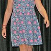 Elizabeth Pearl | The Lebanon Reporter<br /> JUNIOR SEWING: Lili Jones was the grand champion in junior sewing for this dress at the Boone County 4-H Fair Fashion Revue Friday. Adeline Myers was the reserve grand champion. Anastasia Reinholdt was the grade 7 champion, with reserve Audrey Sloan. Myers was the grade 6 champion, with reserve Anne Marie Susong. Jones was the grade 5 champion, with reserve Louise Mackay. Madelyn Akin was the grade 4 champion, with reserve Alexis Wilhoite. Josslyn Massey was the grade 3 champion, with reserve Eliza Myers.