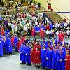 Western Boone graduation