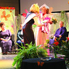 Jennifer Sherrill, Mrs. Boone County 2012, crowns Angela Hensell 2013 Mrs. Boone County at the conclusion of the annual Mrs. Boone County Pageant Saturday. Hensell was also named 2013 Mrs. Congeniality.