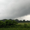 Rod Rose The Lebanon Reporter<br /> A bank of low-hanging clouds east of Perry-Worth Elementary School prompted a report of a possible funnel cloud Tuesday afternoon, as a tornado moved across Indianapolis.