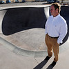 "Curt Cheesman, Director of Lafayette Recreation and Facility Management, talks about the  new  skate park behind the Bob Burger Recreation Center.<br /> For more photos and  a video of the skate park, go to  <a href=""http://www.dailycamera.com"">http://www.dailycamera.com</a>.<br /> Cliff Grassmick / December 9, 2010"