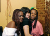 Camerino durante a festa de lancamento da campanha para deputada federal de Gabriela Leite, ex-prostituta e sociologa, diretora da ONG Davida e da grife de roupas Daspu, Rio de Janeiro, Brasil, agosto 7, 2010. (Austral Foto/Renzo Gostoli)