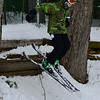 KRISTOPHER RADDER - BRATTLEBORO REFORMER<br /> People take to the hill at Living Memorial Park to participate in some winter fun on Monday, Jan. 2, 2017.
