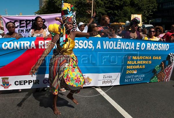 3a.  Marcha da mulher negra latinoamericana e caribenha