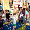 BEN GARVER — THE BERKSHIRE EAGLE<br /> Children learn and play at Berkshire County Head Start. Berkshire County Head Start is one of the agencies participating in a landmark study by the Harvard Graduate School of Education on learning environments serving 3 and 4 year olds in Massachusetts.