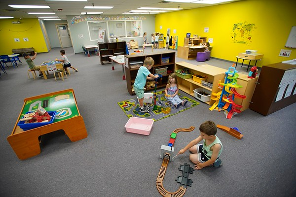 BEN GARVER — THE BERKSHIRE EAGLE<br /> The Lee Youth Association has moved to the Berkshire corporate Center on Route 102. The LYa has relocated  its Busy Bee preschool, toddler and new infant programs for the Academy Street location. After School programs remain off site.