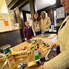 KRISTOPHER RADDER — BRATTLEBORO REFORMER<br /> Young builders brought in their Lego creations to Brattleboro Museum & Arts Center for the 12th annual Lego Contest & Exhibit on Tuesday, Nov. 5, 2019. An opening reception and awards ceremony will take place on Thursday, Nov. 7, at 6 p.m.