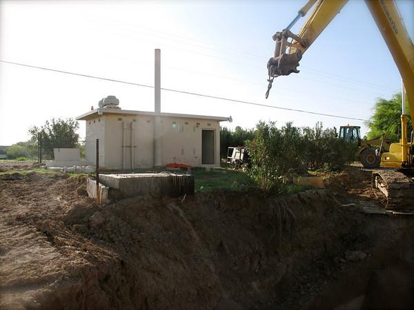 Lift Station Demolition
