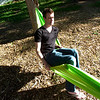 "Richard Mapes tests out a hammock in Beach Park on University Hill on Thursday evening as part of the Finding Ground project. There will be a Map to Nap at each location to find the various hammock sites.<br /> For more photos of the set up go to  <a href=""http://www.dailycamera.com"">http://www.dailycamera.com</a><br /> Photo by Paul Aiken / The Camera / June 2, 2011"