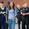 mi Stevens, is overcome with emotion as she picks up her son, Jacob Stevens, outside Gateway High School, Friday July 20, 2012, in Aurora. Jacob was a witnesses to a shooting, where about 50 people were shot 12 fatally early Friday inside an Aurora movie theater during a premiere showing of the new Batman movie, were taken to the high school by bus to be questioned by police. RJ Sangosti, The Denver Post