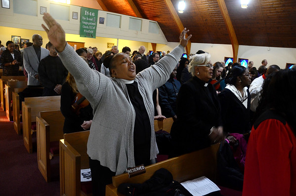 MLK Day Celebration at the Second Congregational Church